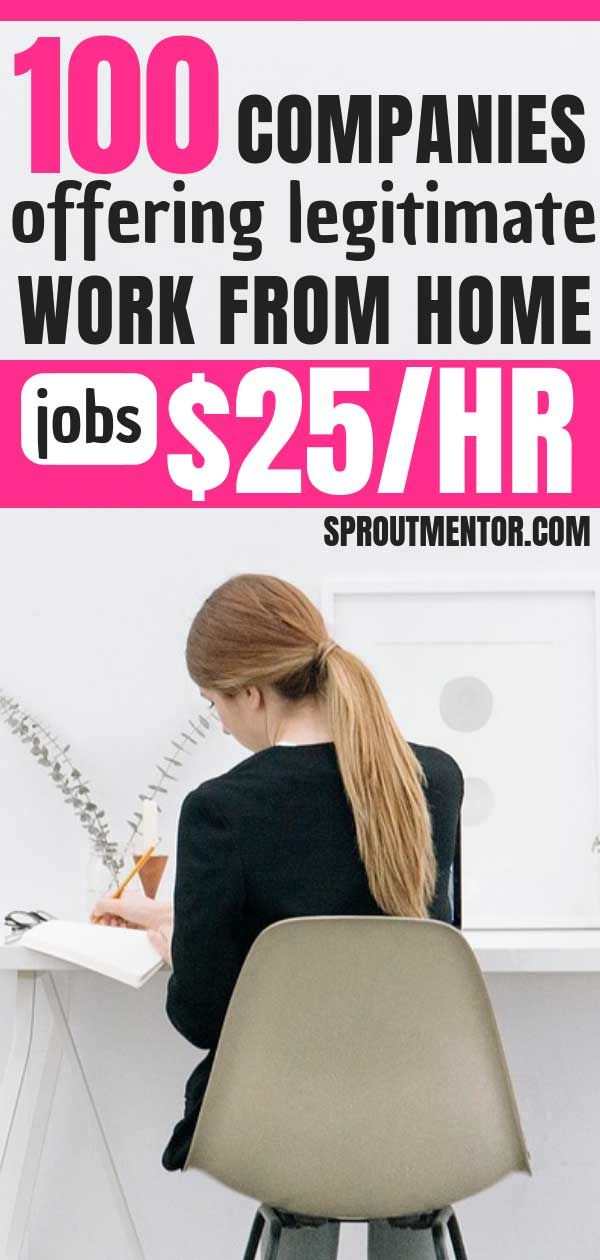 81fe46b65f5ee8f8e8d287e5b7054858 - 106 Work From Home Jobs Hiring In 2019 | SproutMentor - work-from-home