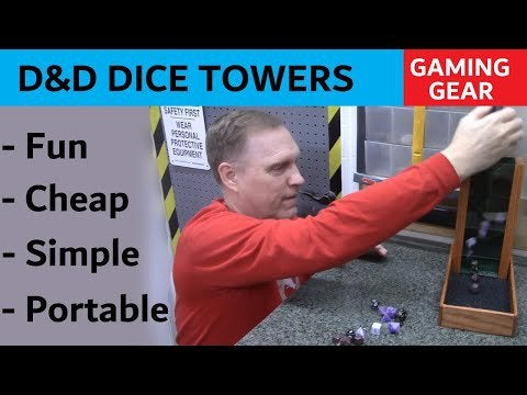 dsKIa2t1A6RgMAi5V5O5f0hd1As I79b V8FB ToSIU - How we made some portable, collapsible dice towers for gaming. My gamer daughter wanted something that could break down, fit in a back pack, and survive travel in said back pack. So we built these. It's a simple design but her gamer group loves them! - home, hobbies