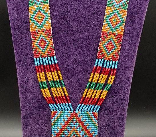 f3tixtjb08o41 547x480 - Hope you like this bead necklace work, too. - hobbies, crafts