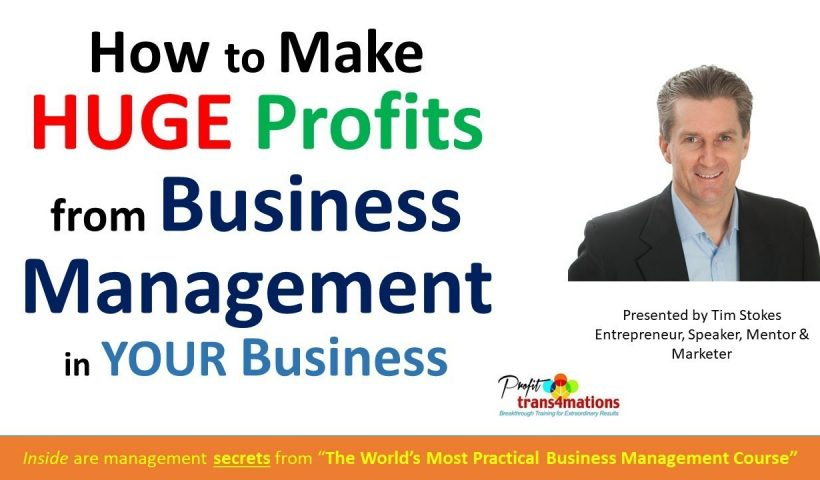 1586325162 maxresdefault 820x480 - Business and Management Profit Tips | Business Courses Online | Increase Net Profit Margin - training, business