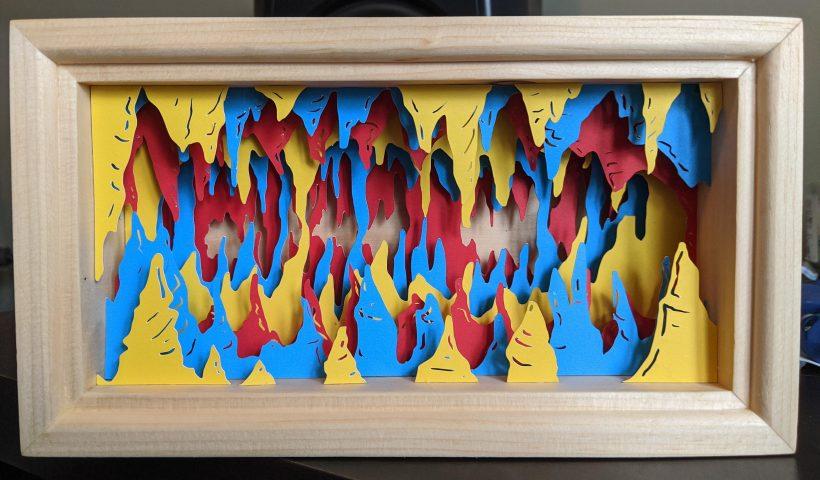 158jav2276v41 820x480 - A Dr. Seuss-esque shadowbox I put together - hobbies, crafts