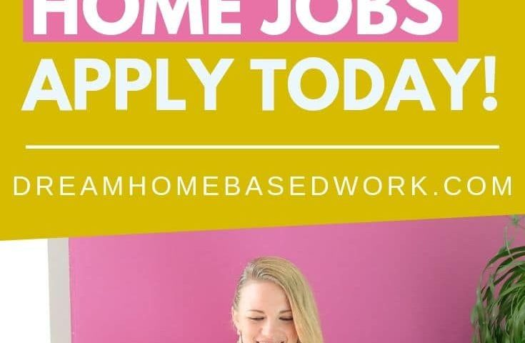 1ce89638c697172eab7975abe08c52f9 735x480 - Top 7 Legitimate Overnight Work From Home Jobs, Apply Today! - work-from-home