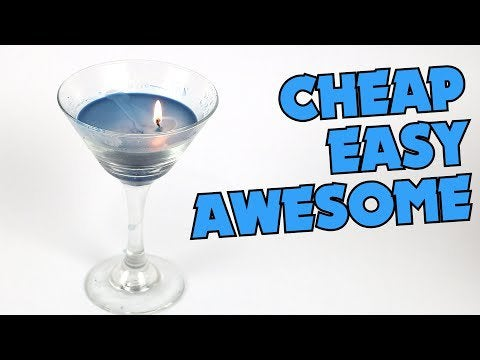 75eUfDO1R7CN9kD5wjdqLDPCFVFZnwchV7Kkej33qRU - How To Make Amazing Candles at Home (The Easy Way) - home, hobbies