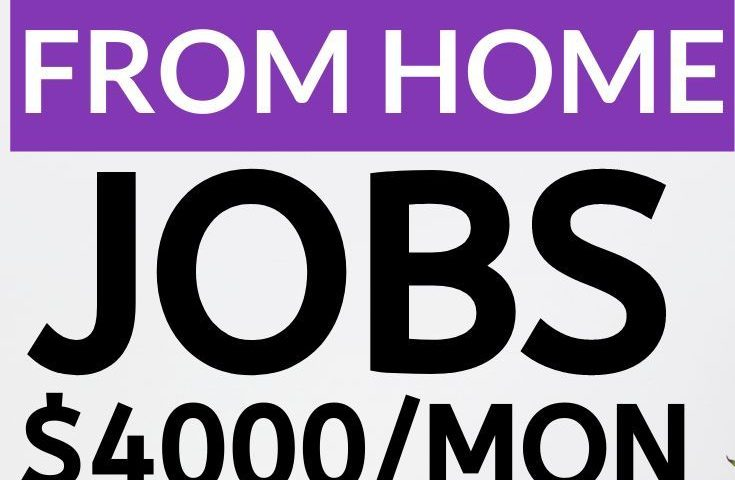 8c4215629a1132902a8350ea4617a15f 735x480 - 70+ Non-Phone Work From Home Jobs Hiring - work-from-home