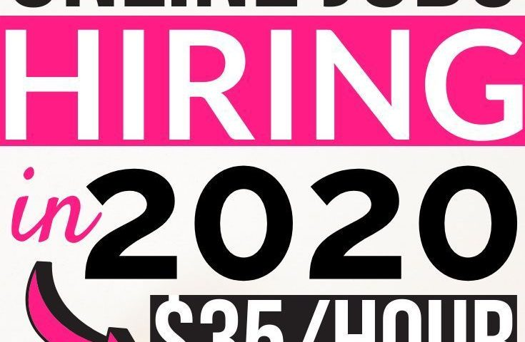 97feb3f465004c8016ce9edea3050881 735x480 - Latest Work At Home Job Leads - work-from-home