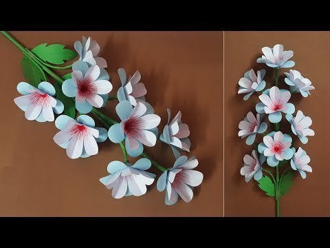 ZnLg3cdKffzChm9LaDnpwoXJvd7TnOimQ4ojZ 6 M1c - Very Easy Paper Flower Making for Decor Ideas | Beautiful Paper Flowers for Any Occasion at Home - hobbies, crafts