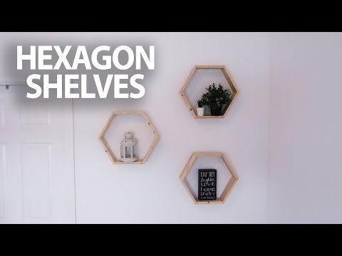 bqf2Syf3lDGrFJAjqTvcHo24R56IDTkzQl CUKE4G2A - Easy How To Hexagon/Honeycomb Floating Shelves Step by Step - home, hobbies