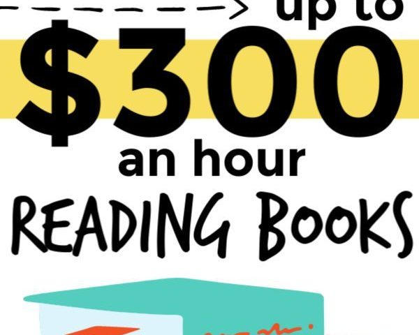 e8c98fe7ca62b665541872ee2b6d8d56 600x480 - Get Paid to Read Books: 12 Ways to Make Money as a Bibliophile - I Like To Dabble - work-from-home