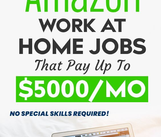 efdb1d2f728f1526fcef7bb8bf1f63ed 565x480 - 12 lesser-known amazon work at home jobs that pay up to $5000 per month. - work-from-home