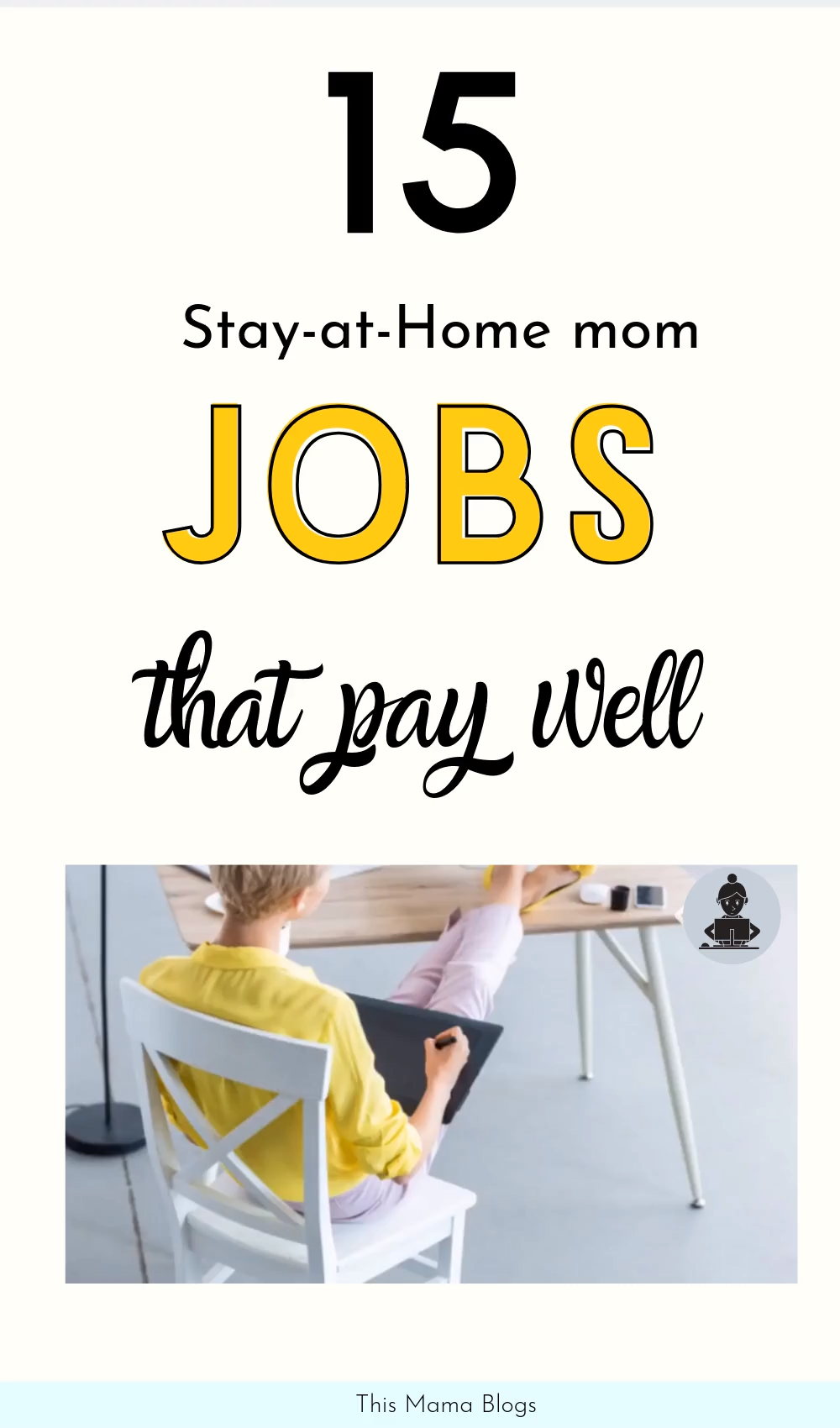 0ed270d173907ea7b4eff7784ad11427 - 15 Tried and True Mom Jobs that Pay Well - work-from-home