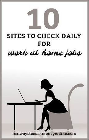 95eb2fd4b47c03c47defd8cbf80f1d15 - 10 Sites to Check Daily For Work From Home Job Opportunities - work-from-home