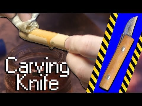 Mqf7E83lQUYm G9kyKEN1RH3ZaKWec5I5M6hswZrQ9E - How to make a Wood Carving Knife(ft. isolation madness) - home, hobbies