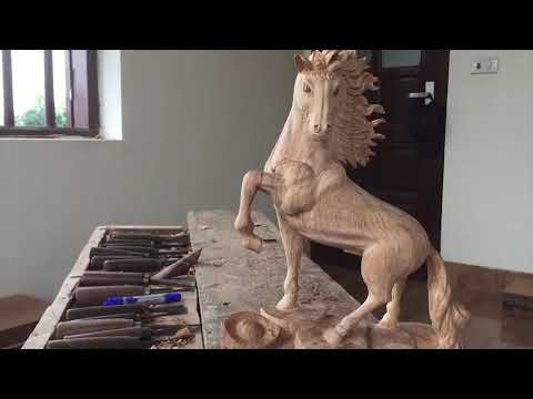 V zd3wypKtuwlctykek1g7F5kW5VA1ING65CkuP7fio - How to Carve a Horse from Wood - hobbies, crafts