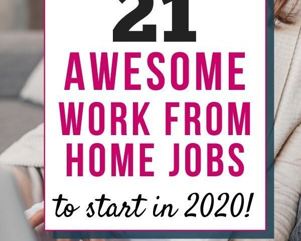 b767524be6528023fd2a2e3a2e1c1224 600x480 - 21 Awesome Jobs for Stay-at-Home Moms! - work-from-home