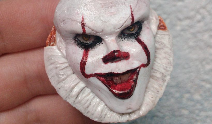 r7amj9360dy41 820x480 - Pennywise magnet on the fridge for those who wants to stop eating at nights - hobbies, crafts
