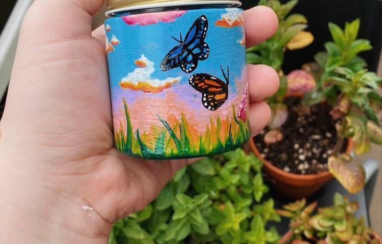 xlhi129zn5151 750x480 - i painted this jar last night! - hobbies, crafts