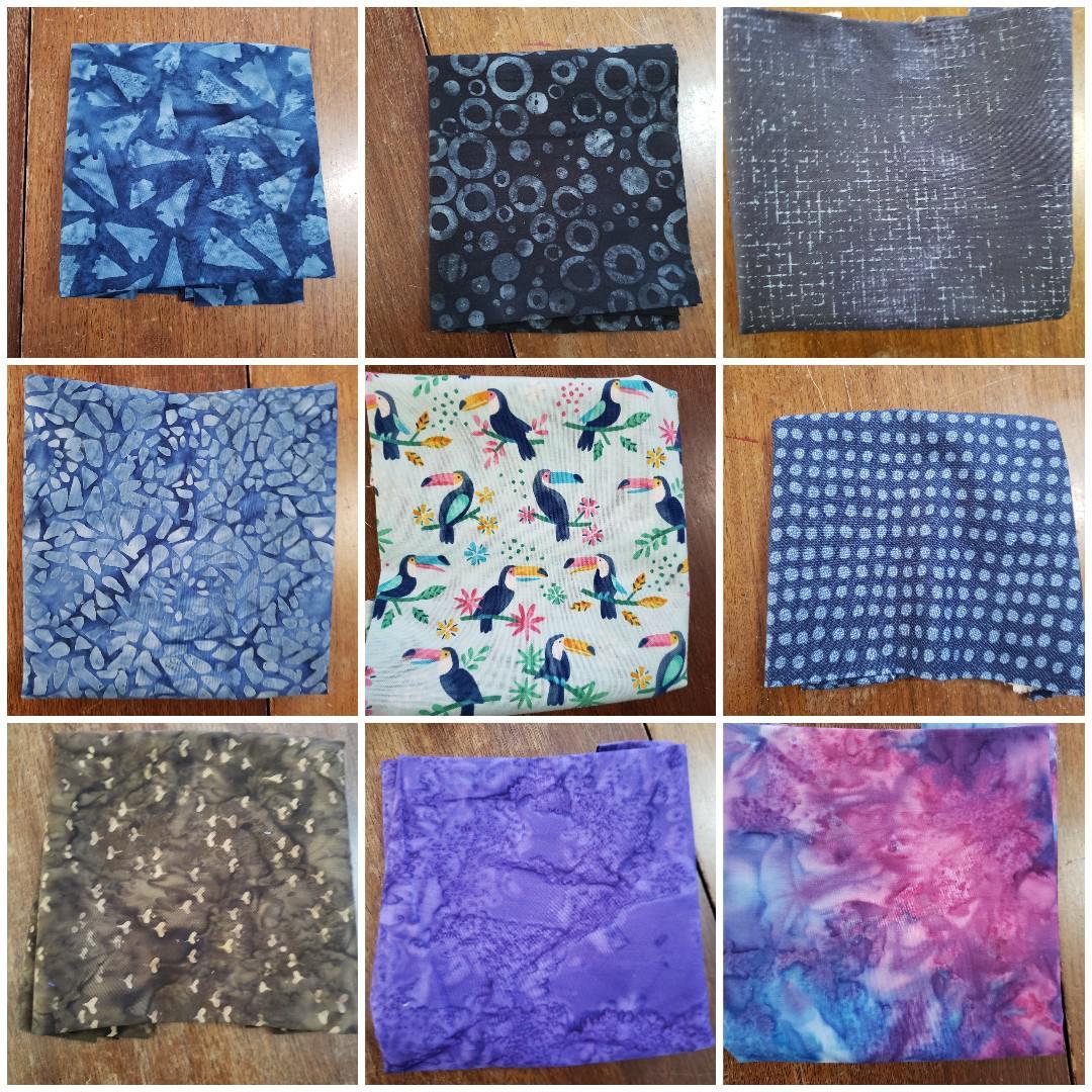4d8mob3ej9151 - My new mask fabrics! #diyfacemasks - hobbies, crafts