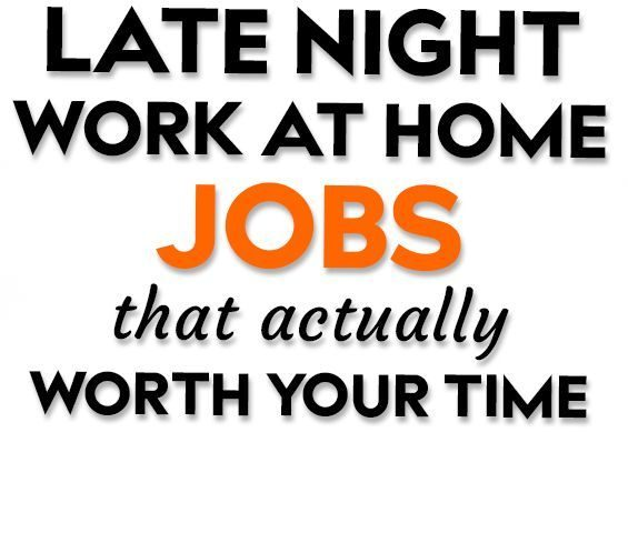 9814c9c664c415288e0361b0a36a6fa8 565x480 - 41 Late Night Work At Home Jobs That Pay Well - $1000/Week - work-from-home