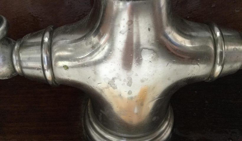03q5bagdaw751 820x480 - How do I remove these stains from pewter taps? - home, hobbies