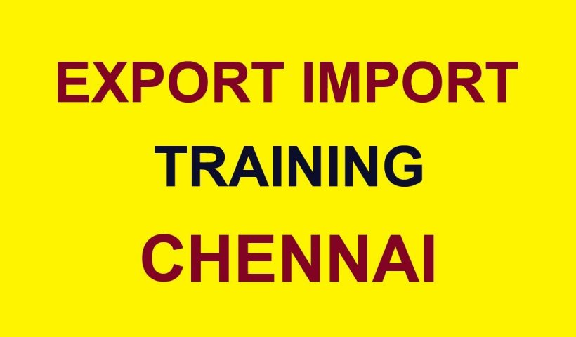 1595659689 maxresdefault 820x480 - Export Import Business Training in Tamil | How to Start Import Export Business In india - training, business