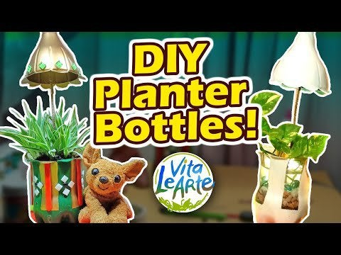 4domktlHFXAH JMuTCh SmmnY4rv2gE72sBxOo2P7EI - DIY Plastic Bottle Planters - hobbies, crafts
