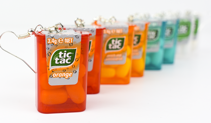 91910x45lbc51 820x480 - I bought a heap of mini Tic Tac boxes so I could turn them into earrings! - hobbies, crafts