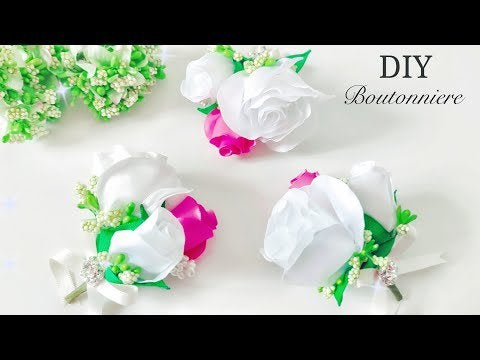 EtbAE4AW1 h ynjvD btNRc7 rxtgPMeDxS9q49lkGI - DIY handmade Boutonniere 🌹🌹 - hobbies, crafts