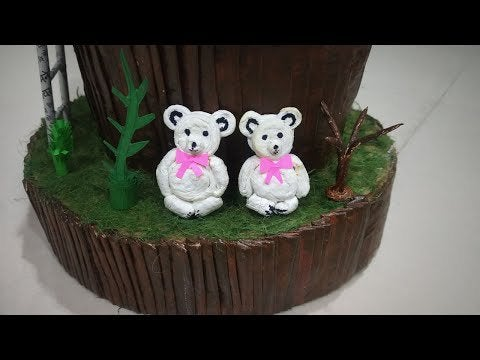 ZBvU36KHO4kfHvEO6mf eRCuvZ xoUJ0spJ9k5zLQBk - DIY Mini Teddy Bear - How to Make Small Teddy Bear with Tissue Paper - hobbies, crafts