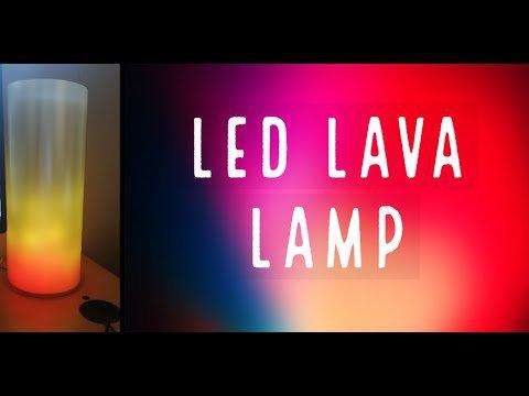 a5rZaMMCCl9U4nOqEJX9E88J8MsFDdbmkVXdbgf1L4c - DIY LED Lava Lamp Tutorial (Neopixel Led Strips & Arduino nano) - hobbies, crafts