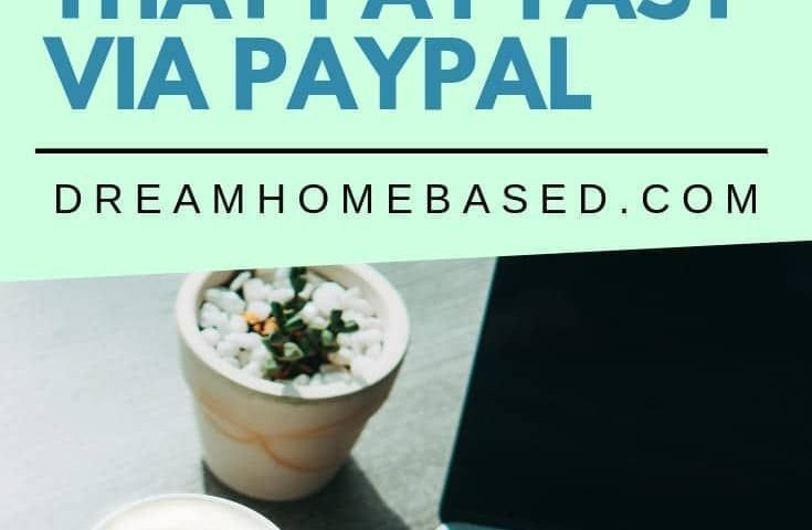 eda10d1fb5932696dc34a56d6d6e989a 735x480 - 35 Online Work from Home Jobs That Pay Fast via PayPal - work-from-home