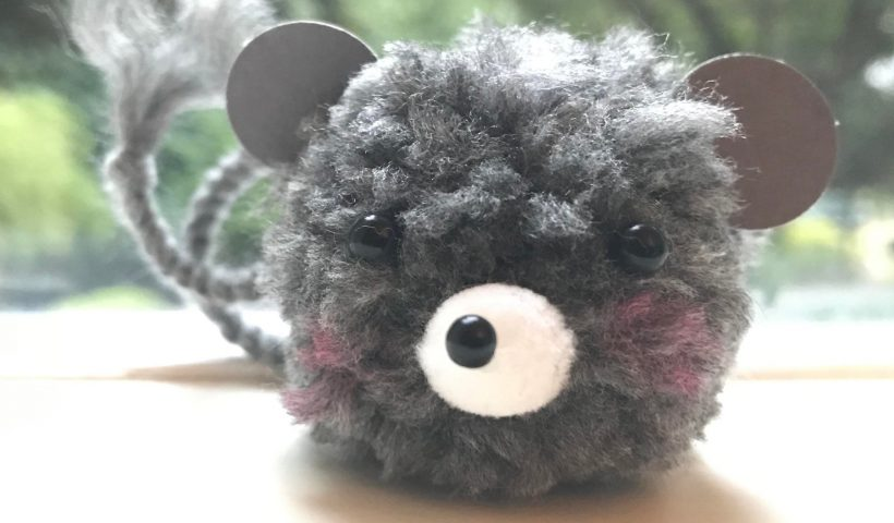 n066rsstxc951 820x480 - Found this cutie laying around and decided to fix him up. Here's the end result! Meet Templeton the Mouse. - hobbies, crafts