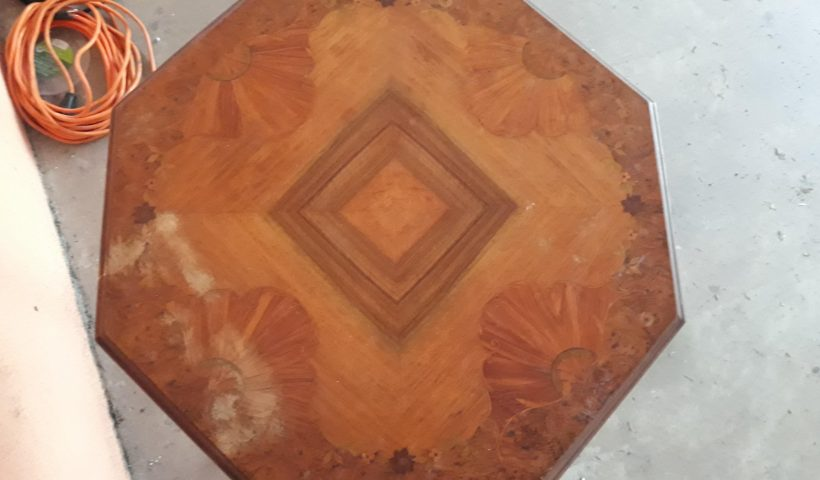 pkcm1gsnnq751 820x480 - Whats the best way to fix the finish on this super old table. It was apparently my grear great grandmothers table. I really dont want to mess this up. - home, hobbies