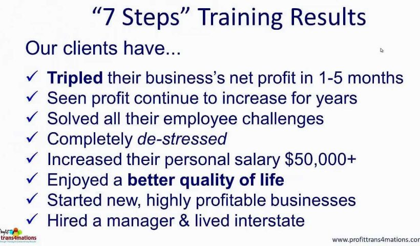 1598079801 maxresdefault 820x480 - Business Development Training and Development Strategies | Step 1 of 7 Building Your Vision - training, business