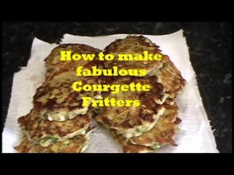 IZ9fhDLLGMxmN05bxFPZpYFD PmxCUdLumYY9ohtCgY - How to make delicious Zucchini / courgette Fritters - home, hobbies