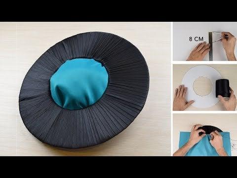 V unli9T9noofWF7gahMDRSIo  X1xV4tdhxddIXxhU - DIY 5 min summer hat 💡 - hobbies, crafts