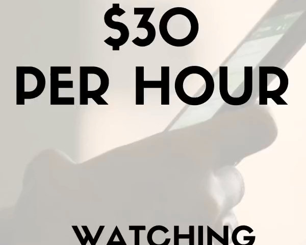 d3d5cf9c3826a42398a8a3b37065802e 600x480 - How To Make $30 Per Hour Just BY WATCHING VIDEOS Online (EASY 2020) - work-from-home