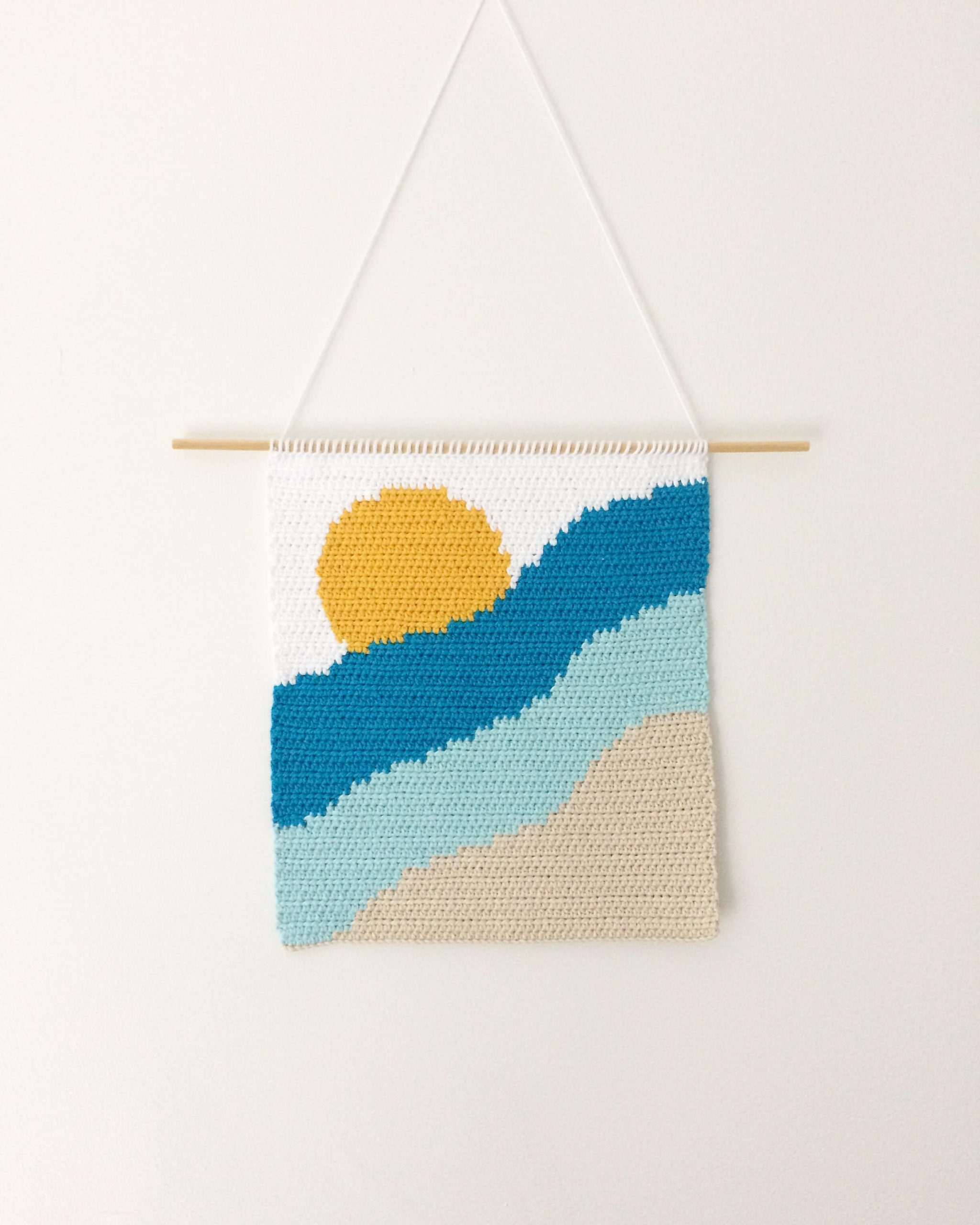 o0ac0q05mec51 scaled - Another crochet wall hanging 😊 - hobbies, crafts