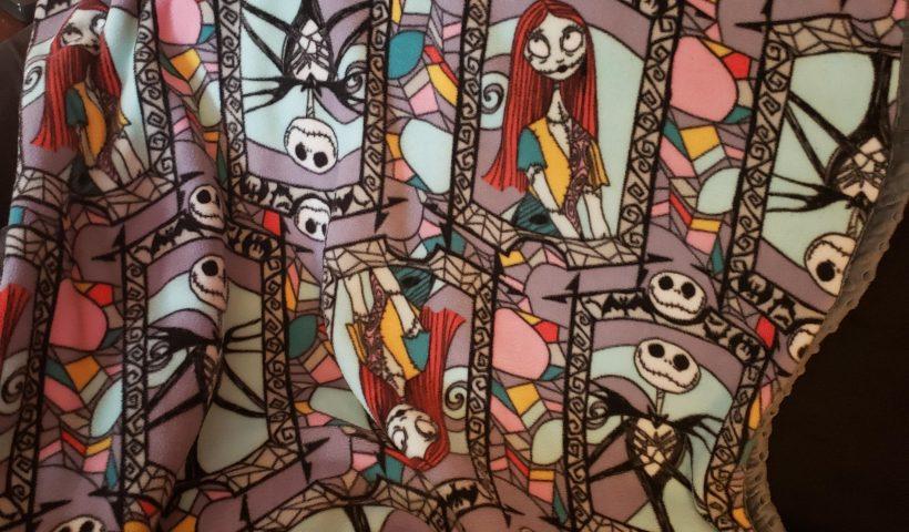 t2ainsufscj51 820x480 - Nightmare Before Christmas baby blanket? - hobbies, crafts