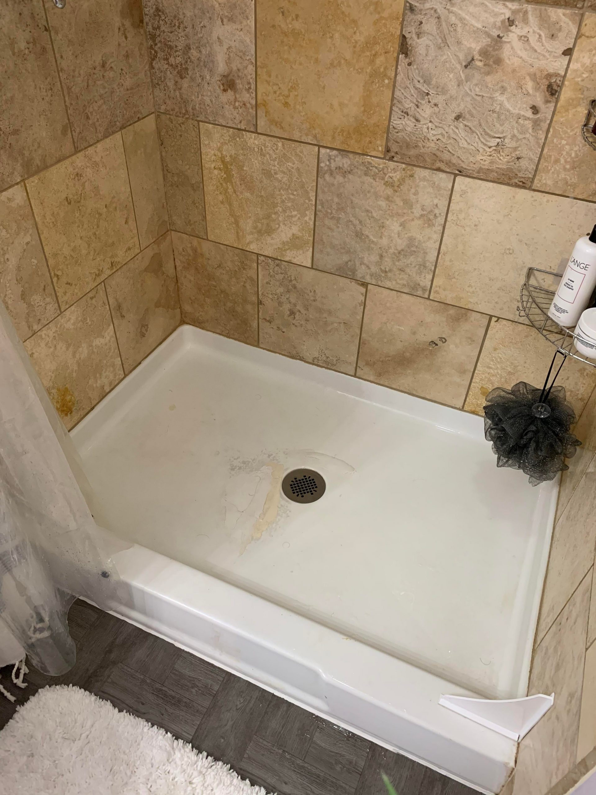 27dweo3uyug51 scaled - How to replace this shower pan? - home, hobbies