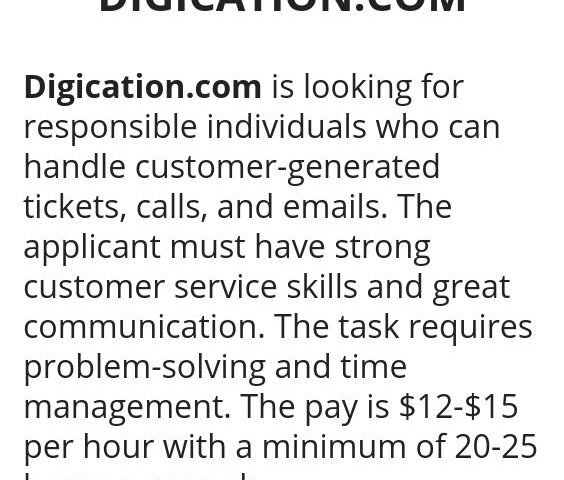 40a87d6186fbe93cdee7fca77eceb54a 564x480 - WORK FROM HOME AS A TICKET AGENT AT DIGICATION.COM - work-from-home