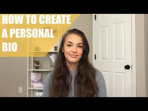 5nixssRsfnhCX4Jm9k6ZQh0ELZcG78q6cK1L4IiSNvA - How to Write a Personal Bio - home, hobbies