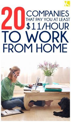 86c6bed9b9dbc781332bd6bb8525fa72 - 26 Work From Home Jobs Paying $11 (or more) an Hour - work-from-home