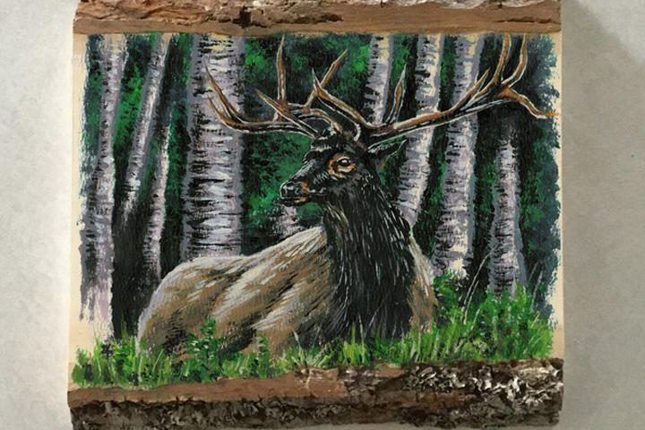 8a7jpnykn8j51 720x480 - Commissioned painting I did on wood canvas - hobbies, crafts
