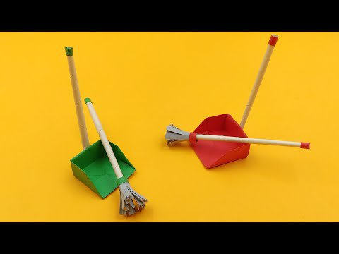 HWZX3SV1izeH93VtOiLBDyE16maUpahptjd0ZsmrR0o - Mini paper 🧹 and dustpan - hobbies, crafts