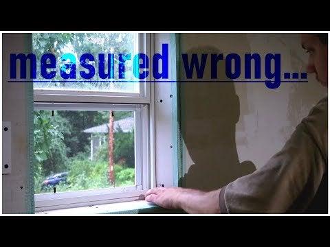 Mu7NN  Olml1Dvl0qt7pHYEuPytmGrBk VgYmfHKyZc - How NOT to drywall (Workshop Part 2) - home, hobbies