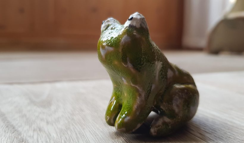 fb69op6ezgm51 820x480 - Some years ago I made this frog - hobbies, crafts