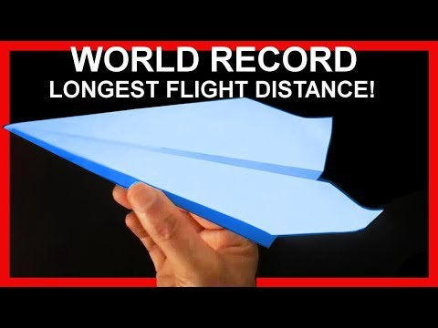 "fgcPe m5t9dvVNGGiciIC1rn4wjqb yAZv1sK9shscg - World Record Paper Airplane For Long Distance - ""Suzanne"" -John Collins Design. - hobbies, crafts"