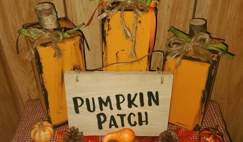 r17i97snafm51 820x480 - Handmade and painted decorations for fall. Love how they turned out! - hobbies, crafts