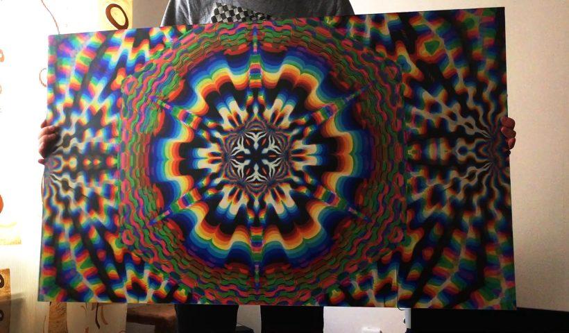 xrBWtPQbfhTgh8SceGWLlMyGtwD641kLzeb86uD 1qE 820x480 - Just mage big lenticular mandala, hope you will like it guys - hobbies, crafts