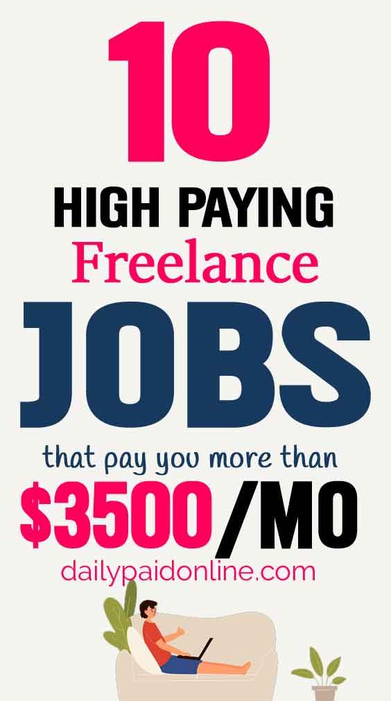 6211c9c706a55c2e5bb629ba76c00fac - 10 High Paying Freelance Jobs That Makes You More Than $3500 Per Month - work-from-home